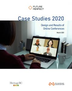 Case Studies 2020: Design, Production and Results of Online Conferences